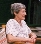 Gabielle Cartlidge, First President