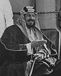 Ibn Saud 1945