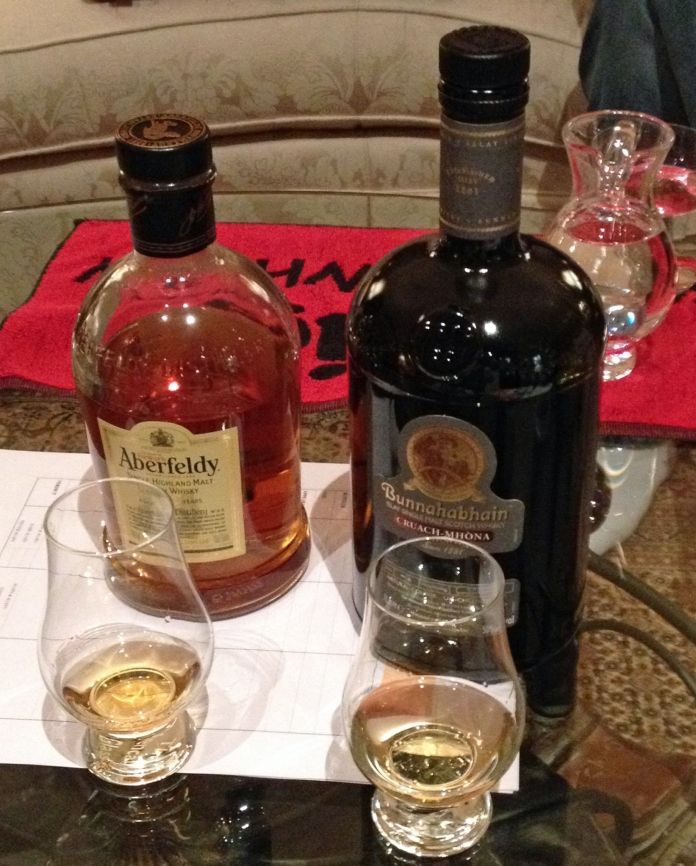 Whisky Nov2013 Selections
