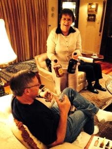 Whisky Nov2013 Sharon Sean