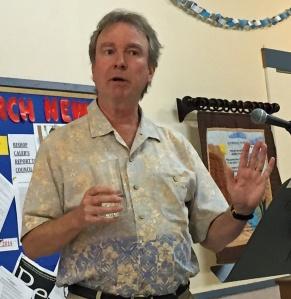 Dr. Allan McHughen