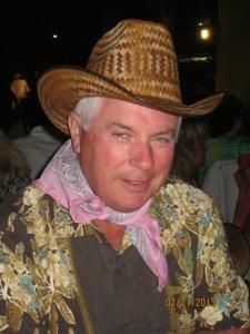 Cowboy Robert Grose